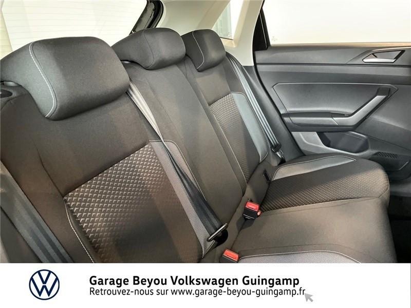 Photo 11 de l'offre de VOLKSWAGEN POLO 1.0 TSI 95 S&S DSG7 à 23260€ chez Garage Beyou - Volkswagen Guingamp