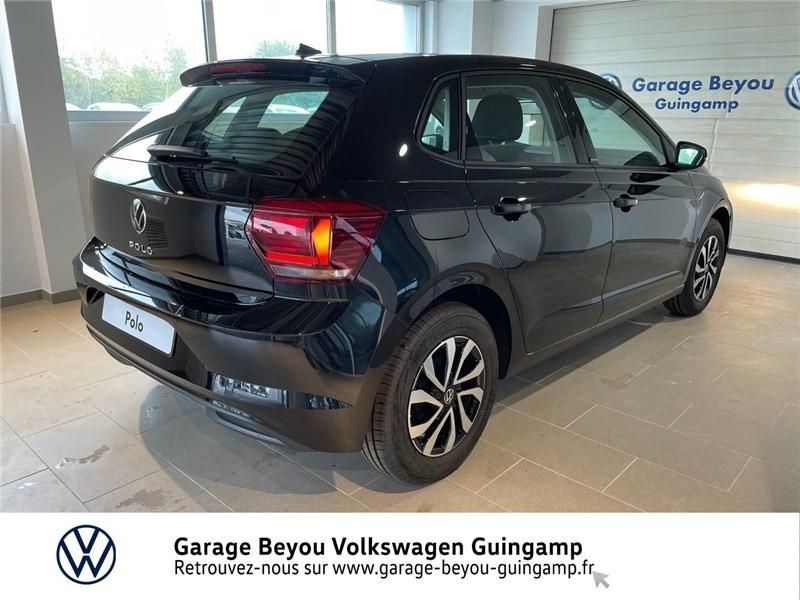 Photo 5 de l'offre de VOLKSWAGEN POLO 1.0 TSI 95 S&S DSG7 à 23260€ chez Garage Beyou - Volkswagen Guingamp