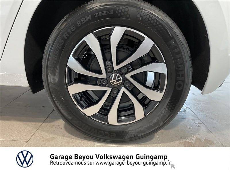 Photo 16 de l'offre de VOLKSWAGEN POLO 1.0 TSI 95 S&S DSG7 à 22985€ chez Garage Beyou - Volkswagen Guingamp