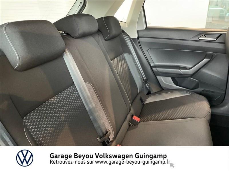 Photo 11 de l'offre de VOLKSWAGEN POLO 1.0 TSI 95 S&S BVM5 à 21585€ chez Garage Beyou - Volkswagen Guingamp