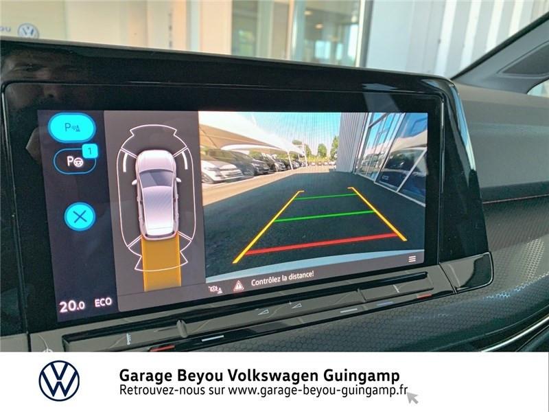 Photo 15 de l'offre de VOLKSWAGEN GOLF 1.4 HYBRID RECHARGEABLE OPF 245 DSG6 à 48980€ chez Garage Beyou - Volkswagen Guingamp