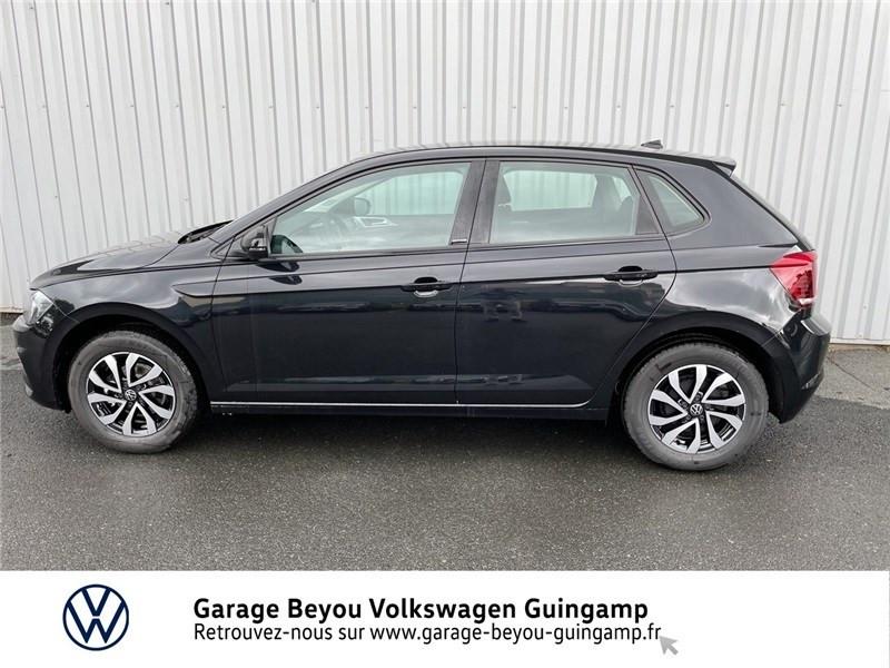 Photo 4 de l'offre de VOLKSWAGEN POLO 1.0 TSI 95 S&S BVM5 à 17990€ chez Garage Beyou - Volkswagen Guingamp