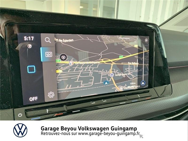 Photo 8 de l'offre de VOLKSWAGEN GOLF 1.0 ETSI OPF 110 DSG7 à 29990€ chez Garage Beyou - Volkswagen Guingamp