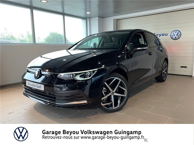 Photo 2 de l'offre de VOLKSWAGEN GOLF 1.0 ETSI OPF 110 DSG7 à 29990€ chez Garage Beyou - Volkswagen Guingamp