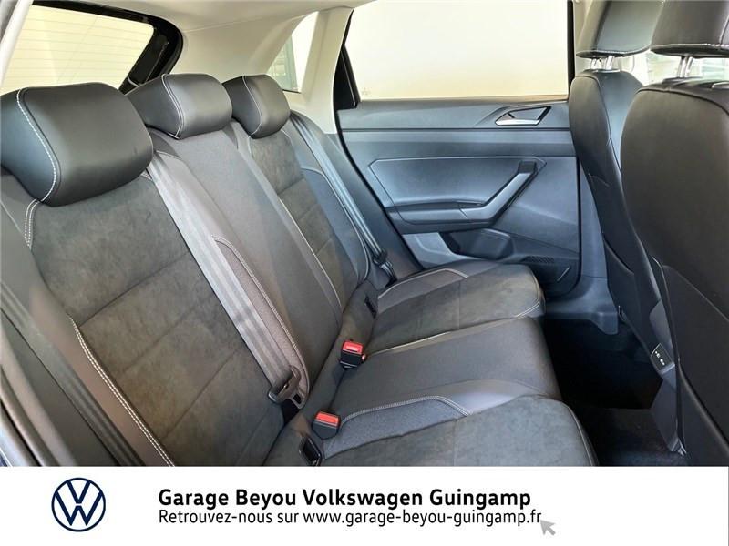Photo 12 de l'offre de VOLKSWAGEN POLO 1.0 TSI 110 S&S DSG7 à 23990€ chez Garage Beyou - Volkswagen Guingamp