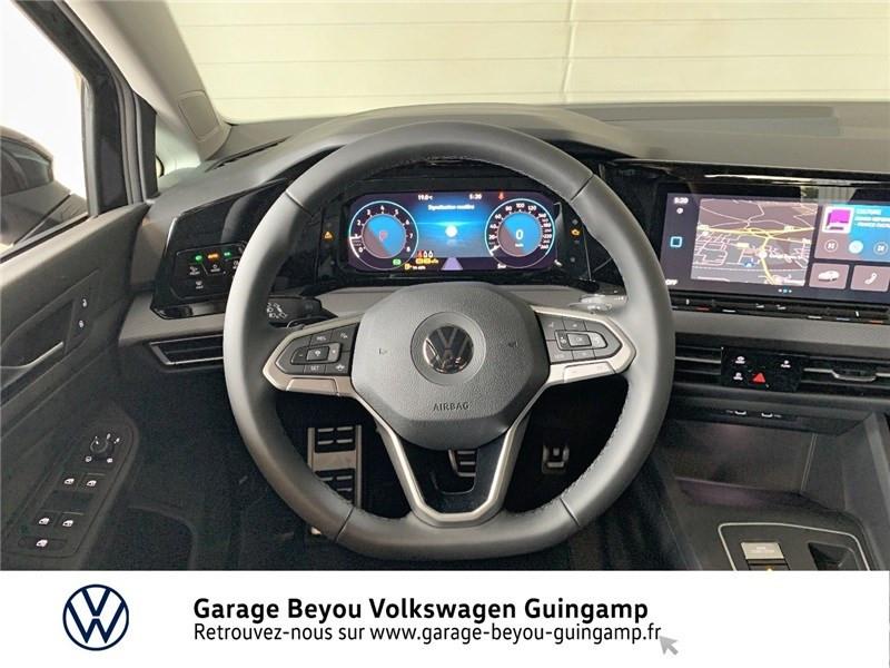 Photo 7 de l'offre de VOLKSWAGEN GOLF 1.0 ETSI OPF 110 DSG7 à 29990€ chez Garage Beyou - Volkswagen Guingamp