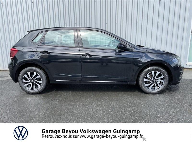 Photo 5 de l'offre de VOLKSWAGEN POLO 1.0 TSI 95 S&S BVM5 à 17990€ chez Garage Beyou - Volkswagen Guingamp
