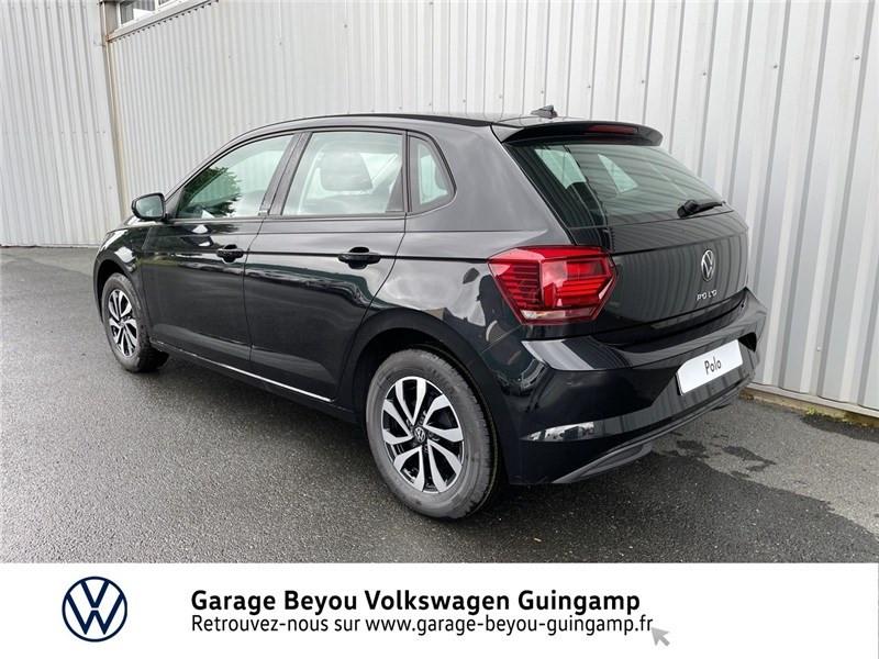 Photo 2 de l'offre de VOLKSWAGEN POLO 1.0 TSI 95 S&S BVM5 à 17990€ chez Garage Beyou - Volkswagen Guingamp