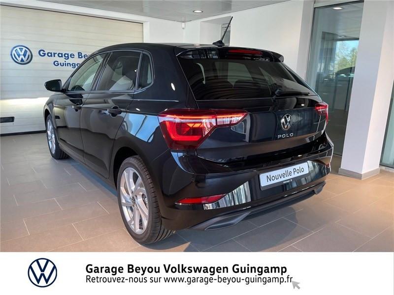 Photo 2 de l'offre de VOLKSWAGEN POLO 1.0 TSI 110 S&S DSG7 à 23990€ chez Garage Beyou - Volkswagen Guingamp