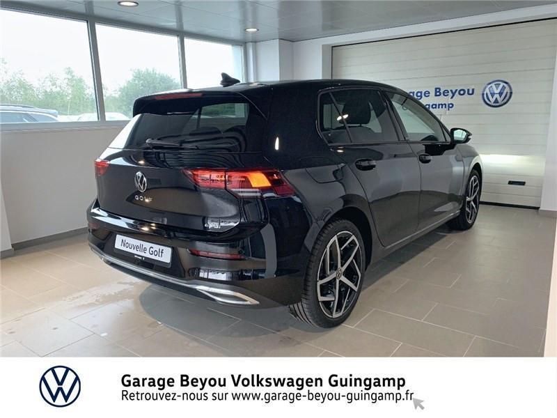 Photo 4 de l'offre de VOLKSWAGEN GOLF 1.0 ETSI OPF 110 DSG7 à 29990€ chez Garage Beyou - Volkswagen Guingamp