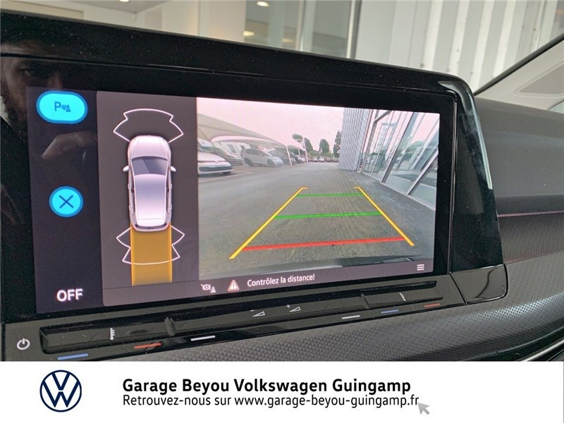 Photo 17 de l'offre de VOLKSWAGEN GOLF 1.0 ETSI OPF 110 DSG7 à 29990€ chez Garage Beyou - Volkswagen Guingamp