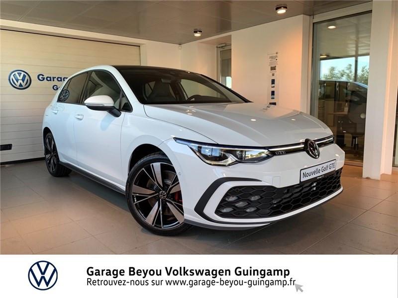 Volkswagen GOLF 1.4 HYBRID RECHARGEABLE OPF 245 DSG6 Essence / Courant électrique Blanc Pur Occasion à vendre