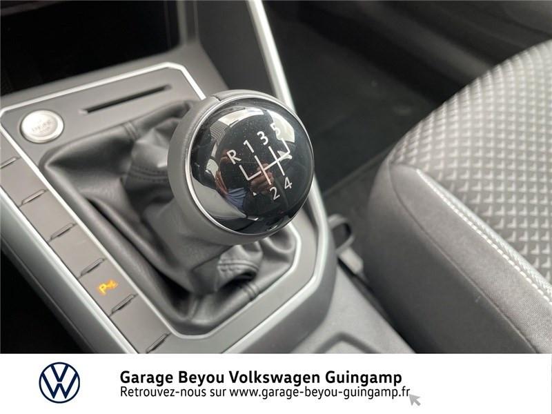 Photo 10 de l'offre de VOLKSWAGEN POLO 1.0 TSI 95 S&S BVM5 à 17990€ chez Garage Beyou - Volkswagen Guingamp
