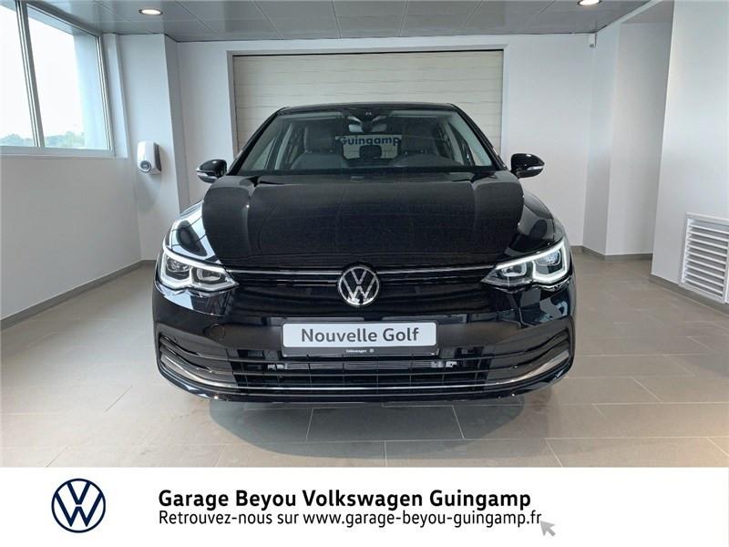 Photo 5 de l'offre de VOLKSWAGEN GOLF 1.0 ETSI OPF 110 DSG7 à 29990€ chez Garage Beyou - Volkswagen Guingamp