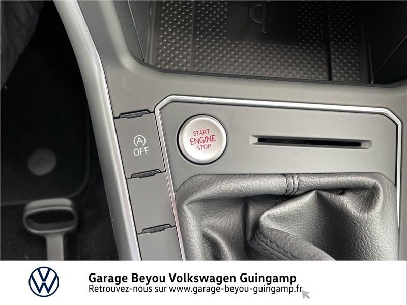 Photo 18 de l'offre de VOLKSWAGEN POLO 1.0 TSI 95 S&S BVM5 à 17990€ chez Garage Beyou - Volkswagen Guingamp