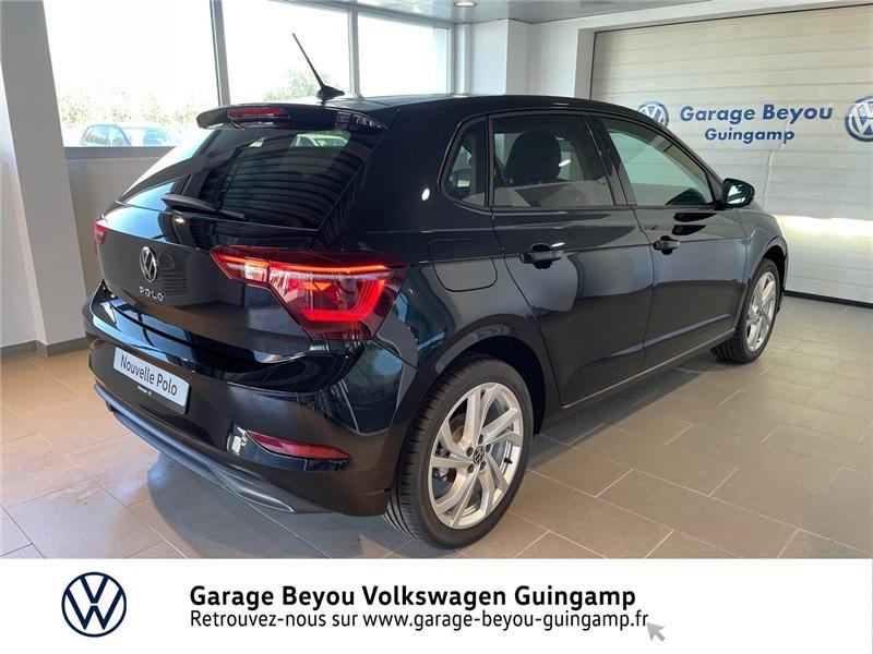 Photo 5 de l'offre de VOLKSWAGEN POLO 1.0 TSI 110 S&S DSG7 à 23990€ chez Garage Beyou - Volkswagen Guingamp