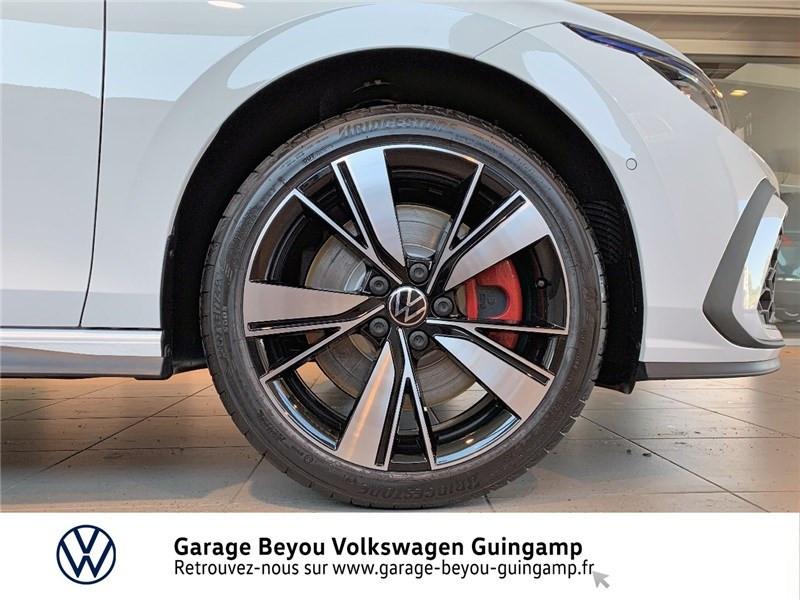 Photo 13 de l'offre de VOLKSWAGEN GOLF 1.4 HYBRID RECHARGEABLE OPF 245 DSG6 à 48980€ chez Garage Beyou - Volkswagen Guingamp