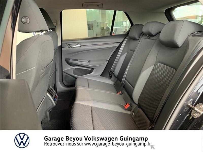 Photo 11 de l'offre de VOLKSWAGEN GOLF 1.0 ETSI OPF 110 DSG7 à 29990€ chez Garage Beyou - Volkswagen Guingamp