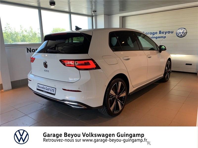 Photo 4 de l'offre de VOLKSWAGEN GOLF 1.4 HYBRID RECHARGEABLE OPF 245 DSG6 à 48980€ chez Garage Beyou - Volkswagen Guingamp