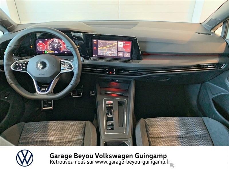 Photo 6 de l'offre de VOLKSWAGEN GOLF 1.4 HYBRID RECHARGEABLE OPF 245 DSG6 à 48980€ chez Garage Beyou - Volkswagen Guingamp