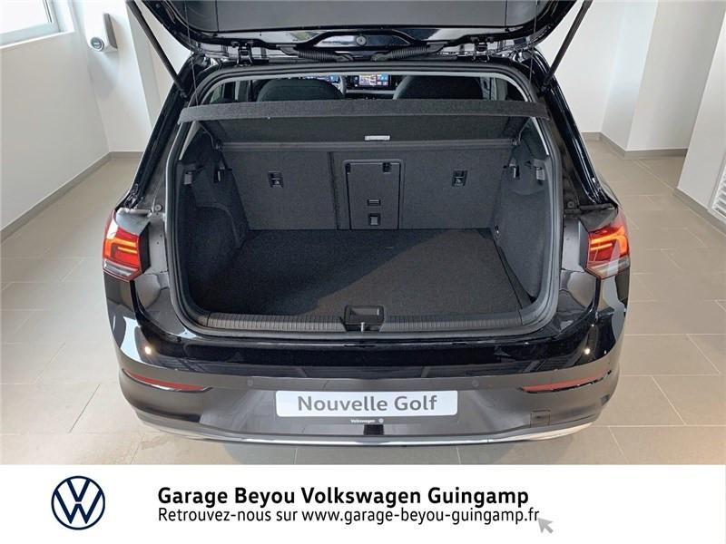 Photo 12 de l'offre de VOLKSWAGEN GOLF 1.0 ETSI OPF 110 DSG7 à 29990€ chez Garage Beyou - Volkswagen Guingamp