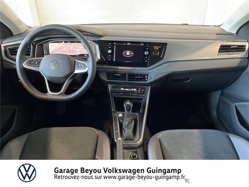 Photo 6 de l'offre de VOLKSWAGEN POLO 1.0 TSI 110 S&S DSG7 à 23990€ chez Garage Beyou - Volkswagen Guingamp