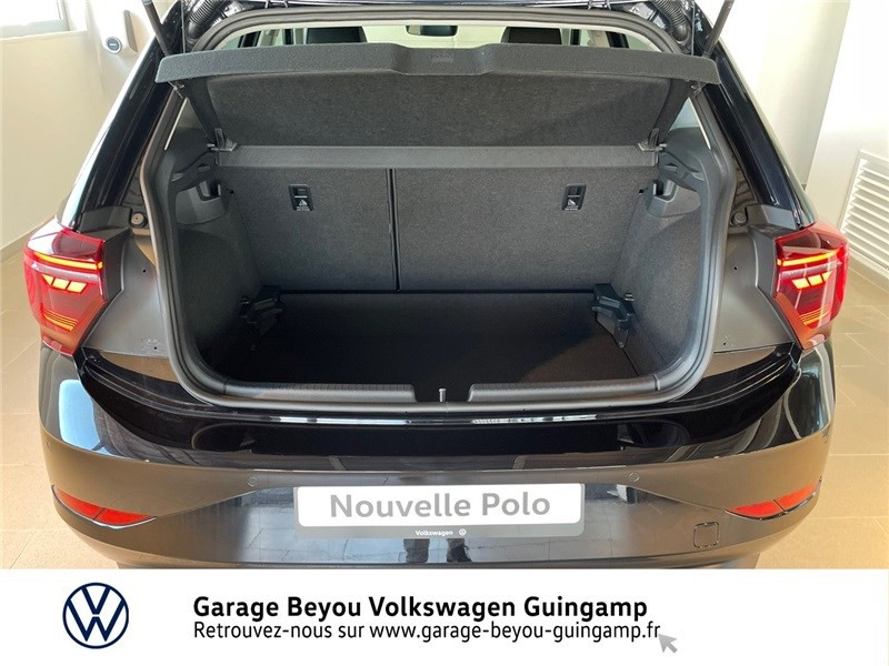 Photo 13 de l'offre de VOLKSWAGEN POLO 1.0 TSI 110 S&S DSG7 à 23990€ chez Garage Beyou - Volkswagen Guingamp