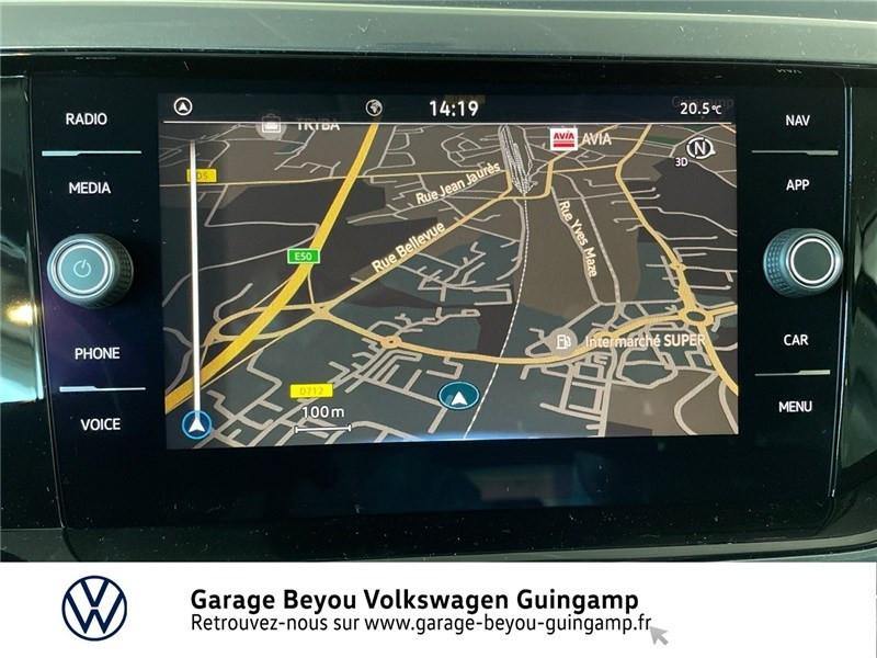 Photo 8 de l'offre de VOLKSWAGEN POLO 1.0 TSI 110 S&S DSG7 à 23990€ chez Garage Beyou - Volkswagen Guingamp