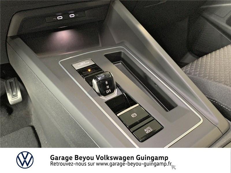 Photo 10 de l'offre de VOLKSWAGEN GOLF 1.0 ETSI OPF 110 DSG7 à 29990€ chez Garage Beyou - Volkswagen Guingamp