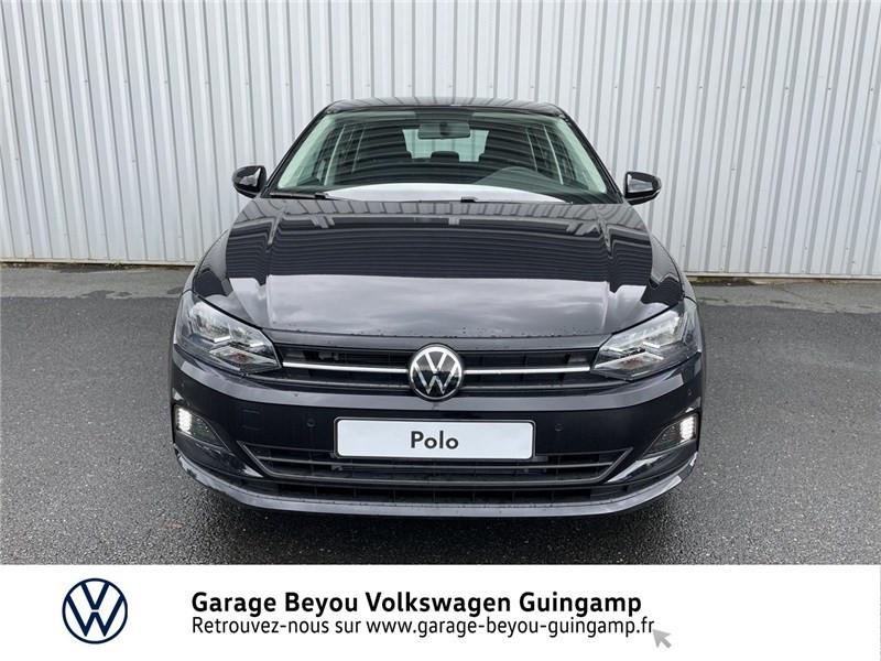Photo 3 de l'offre de VOLKSWAGEN POLO 1.0 TSI 95 S&S BVM5 à 17990€ chez Garage Beyou - Volkswagen Guingamp