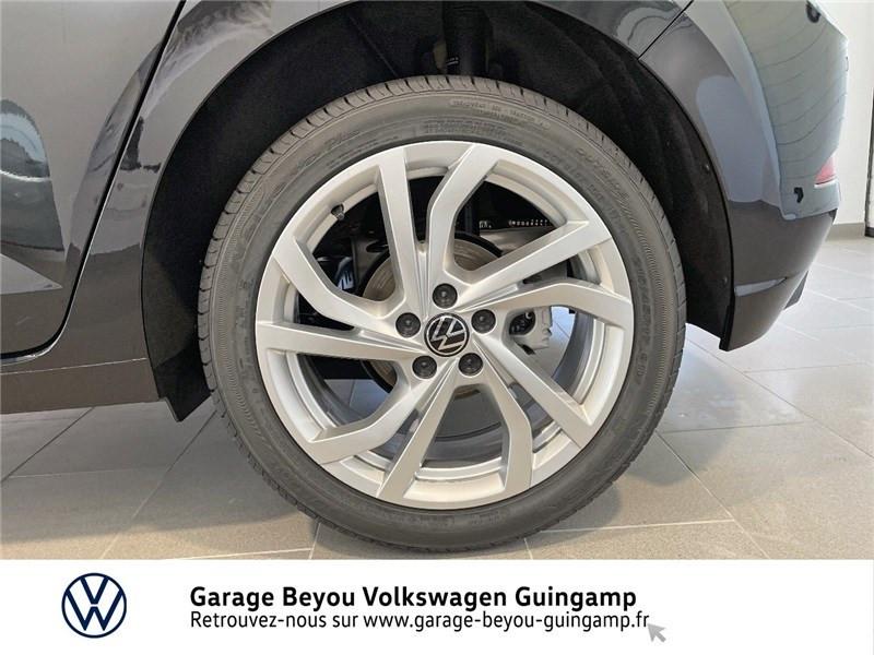 Photo 16 de l'offre de VOLKSWAGEN POLO 1.0 TSI 110 S&S DSG7 à 23990€ chez Garage Beyou - Volkswagen Guingamp