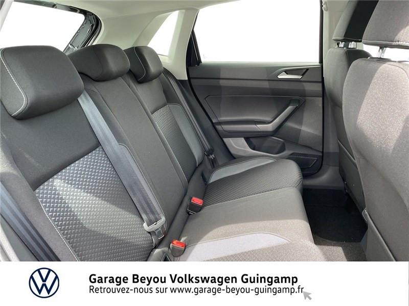 Photo 11 de l'offre de VOLKSWAGEN POLO 1.0 TSI 95 S&S BVM5 à 17990€ chez Garage Beyou - Volkswagen Guingamp