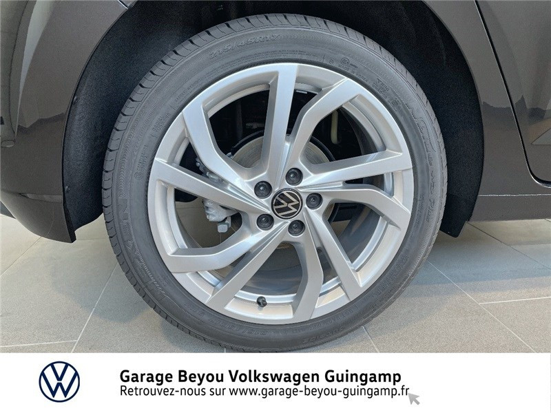 Photo 17 de l'offre de VOLKSWAGEN POLO 1.0 TSI 110 S&S DSG7 à 23990€ chez Garage Beyou - Volkswagen Guingamp