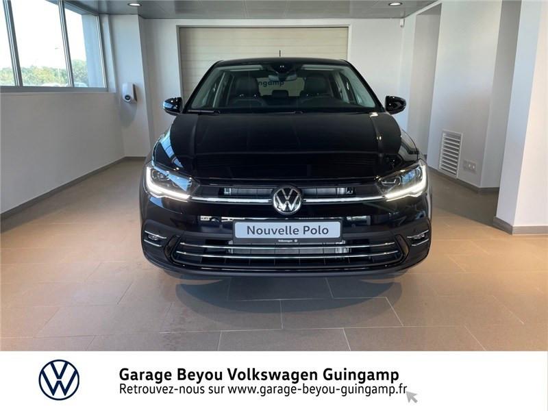 Photo 3 de l'offre de VOLKSWAGEN POLO 1.0 TSI 110 S&S DSG7 à 23990€ chez Garage Beyou - Volkswagen Guingamp
