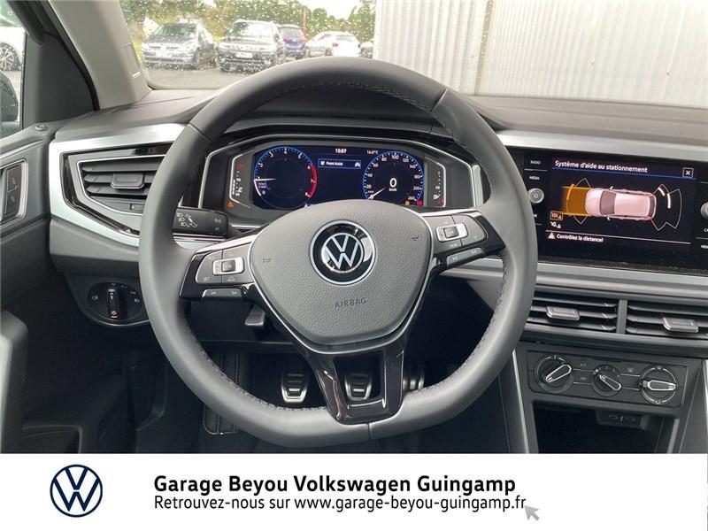 Photo 7 de l'offre de VOLKSWAGEN POLO 1.0 TSI 95 S&S BVM5 à 17990€ chez Garage Beyou - Volkswagen Guingamp