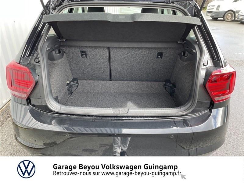 Photo 12 de l'offre de VOLKSWAGEN POLO 1.0 TSI 95 S&S BVM5 à 17990€ chez Garage Beyou - Volkswagen Guingamp
