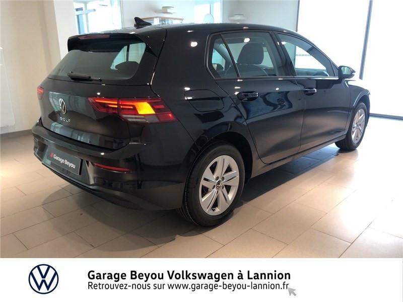 Photo 6 de l'offre de VOLKSWAGEN GOLF 1.5 TSI ACT OPF 130 BVM6 à 31085€ chez Garage Beyou - Volkswagen Lannion