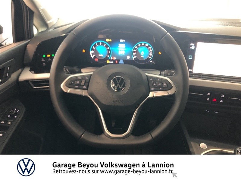 Photo 19 de l'offre de VOLKSWAGEN GOLF 1.5 TSI ACT OPF 130 BVM6 à 31085€ chez Garage Beyou - Volkswagen Lannion