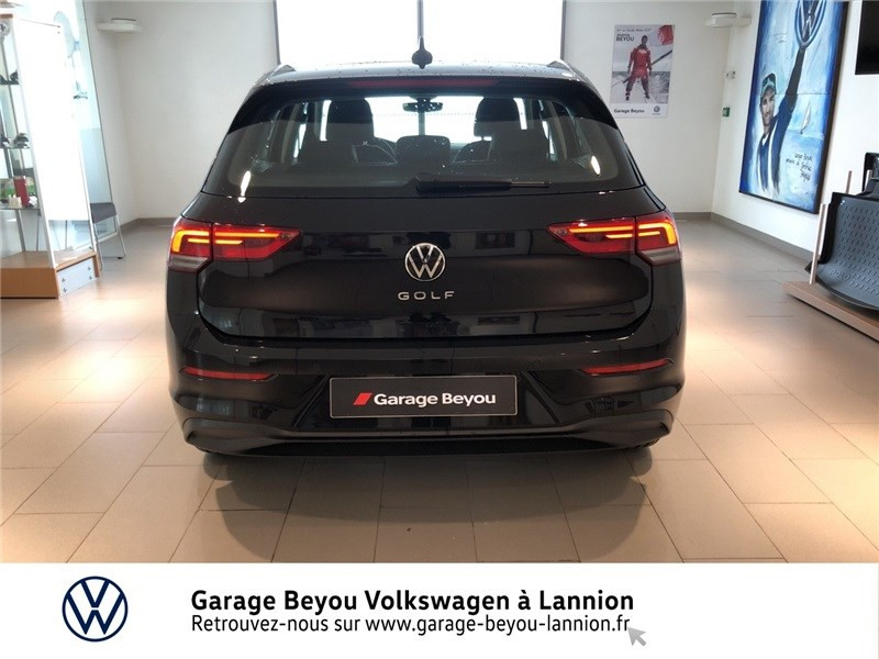 Photo 5 de l'offre de VOLKSWAGEN GOLF 1.5 TSI ACT OPF 130 BVM6 à 31085€ chez Garage Beyou - Volkswagen Lannion