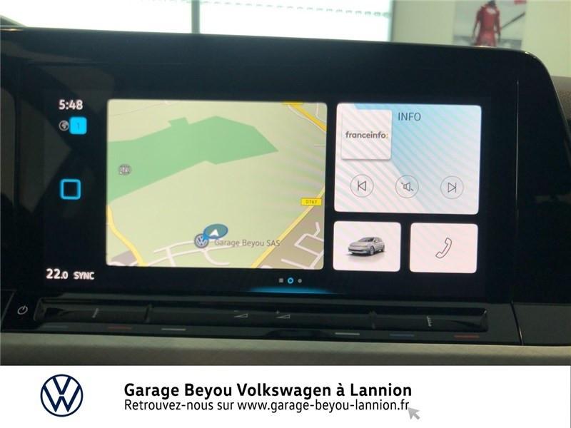 Photo 15 de l'offre de VOLKSWAGEN GOLF 1.5 TSI ACT OPF 130 BVM6 à 31085€ chez Garage Beyou - Volkswagen Lannion