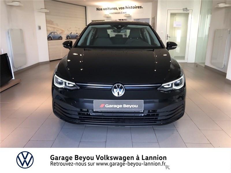 Photo 2 de l'offre de VOLKSWAGEN GOLF 1.5 TSI ACT OPF 130 BVM6 à 31085€ chez Garage Beyou - Volkswagen Lannion