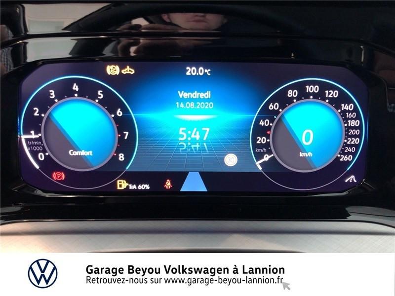 Photo 13 de l'offre de VOLKSWAGEN GOLF 1.5 TSI ACT OPF 130 BVM6 à 31085€ chez Garage Beyou - Volkswagen Lannion