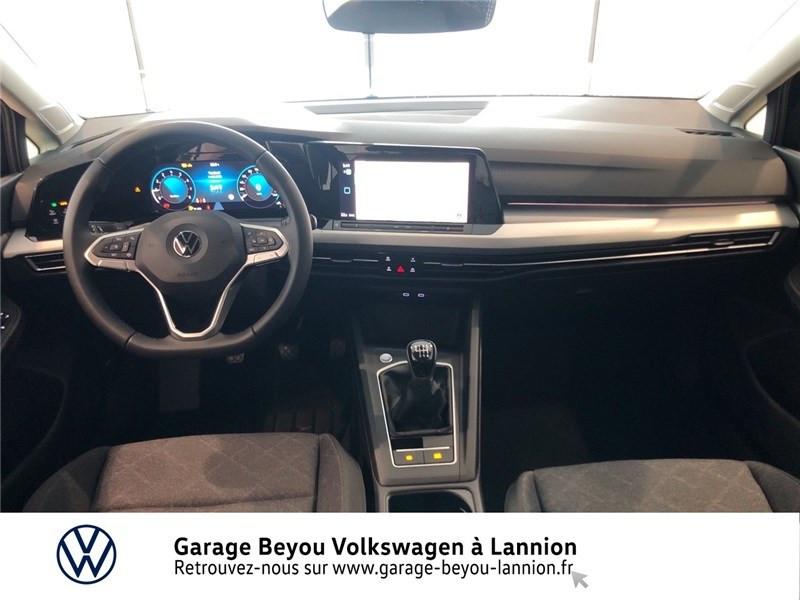 Photo 18 de l'offre de VOLKSWAGEN GOLF 1.5 TSI ACT OPF 130 BVM6 à 31085€ chez Garage Beyou - Volkswagen Lannion