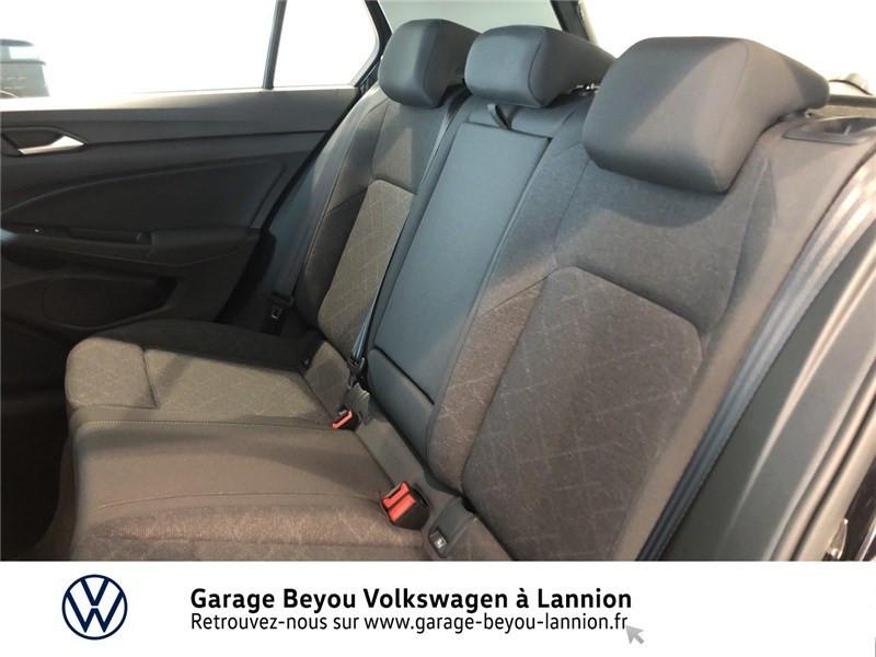 Photo 9 de l'offre de VOLKSWAGEN GOLF 1.5 TSI ACT OPF 130 BVM6 à 31085€ chez Garage Beyou - Volkswagen Lannion