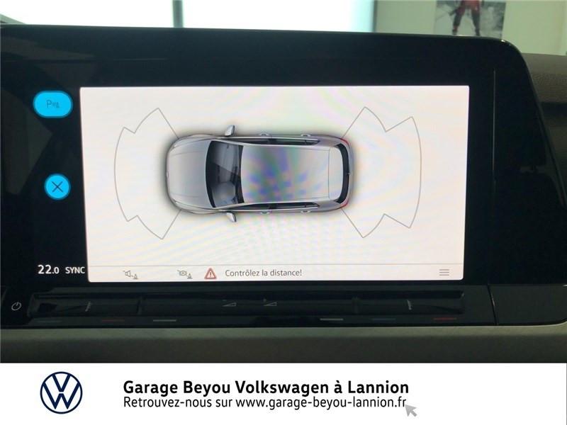 Photo 11 de l'offre de VOLKSWAGEN GOLF 1.5 TSI ACT OPF 130 BVM6 à 31085€ chez Garage Beyou - Volkswagen Lannion