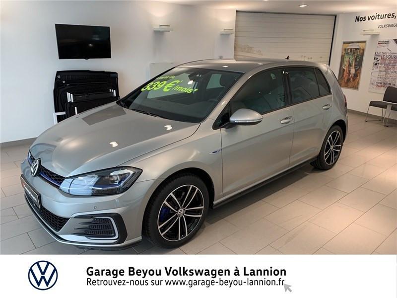 Photo 2 de l'offre de VOLKSWAGEN GOLF HYBRIDE RECHARGEABLE 1.4 TSI 204 DSG6 à 29990€ chez Garage Beyou - Volkswagen Lannion
