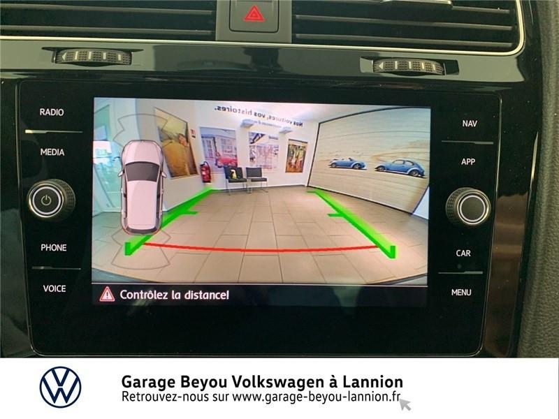 Photo 17 de l'offre de VOLKSWAGEN GOLF HYBRIDE RECHARGEABLE 1.4 TSI 204 DSG6 à 29990€ chez Garage Beyou - Volkswagen Lannion