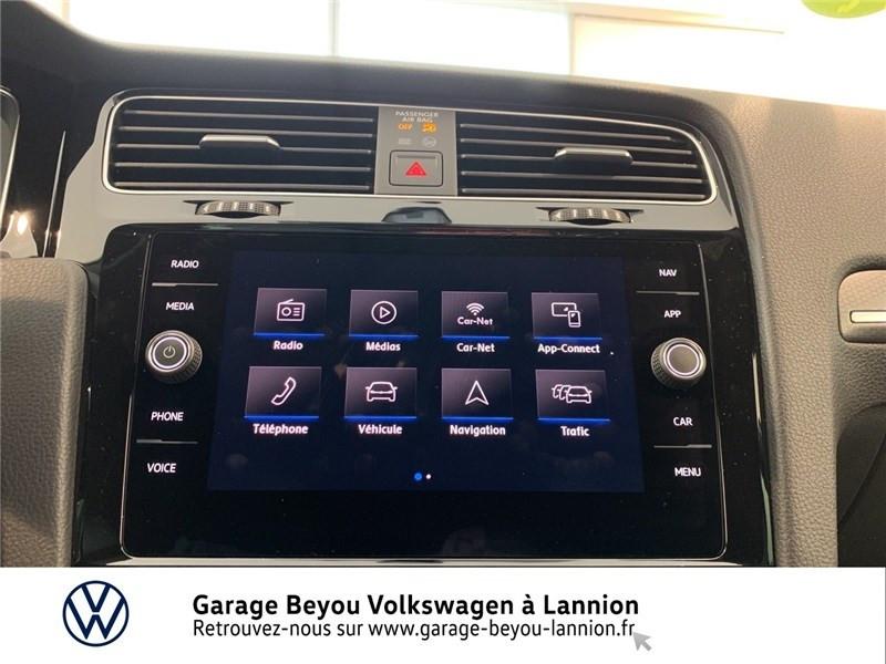 Photo 8 de l'offre de VOLKSWAGEN GOLF HYBRIDE RECHARGEABLE 1.4 TSI 204 DSG6 à 29990€ chez Garage Beyou - Volkswagen Lannion