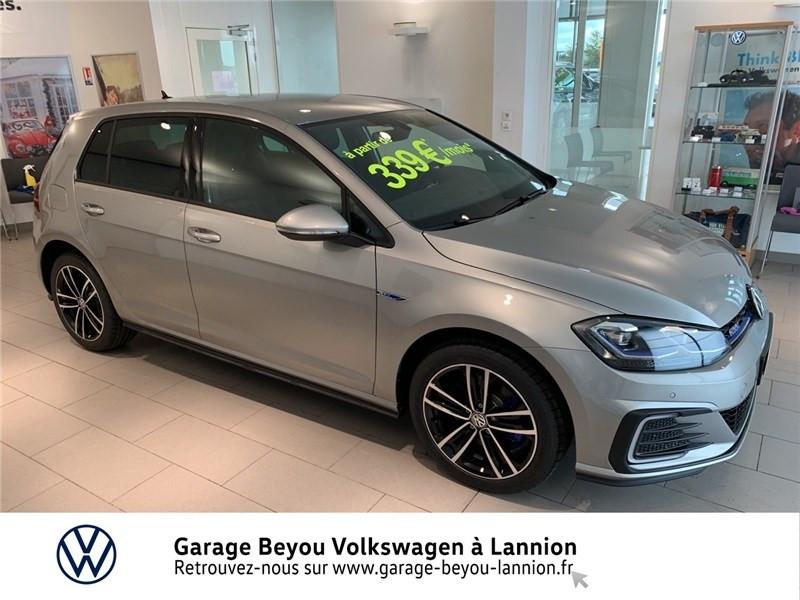 Photo 4 de l'offre de VOLKSWAGEN GOLF HYBRIDE RECHARGEABLE 1.4 TSI 204 DSG6 à 29990€ chez Garage Beyou - Volkswagen Lannion