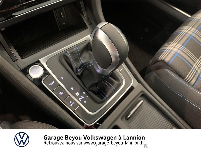 Photo 10 de l'offre de VOLKSWAGEN GOLF HYBRIDE RECHARGEABLE 1.4 TSI 204 DSG6 à 29990€ chez Garage Beyou - Volkswagen Lannion